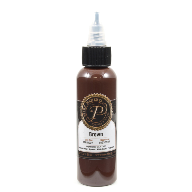 Prime Pigments Brown