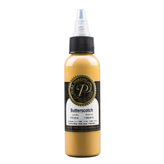 Prime Pigments Butterscotch