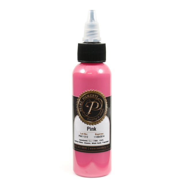 Prime Pigments Pink