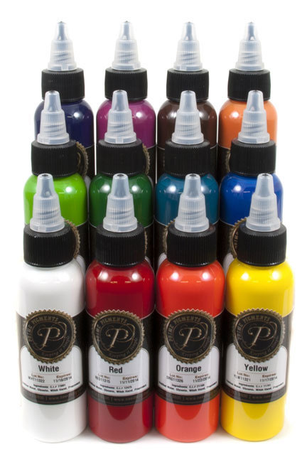 Prime Pigments 12 color standard set